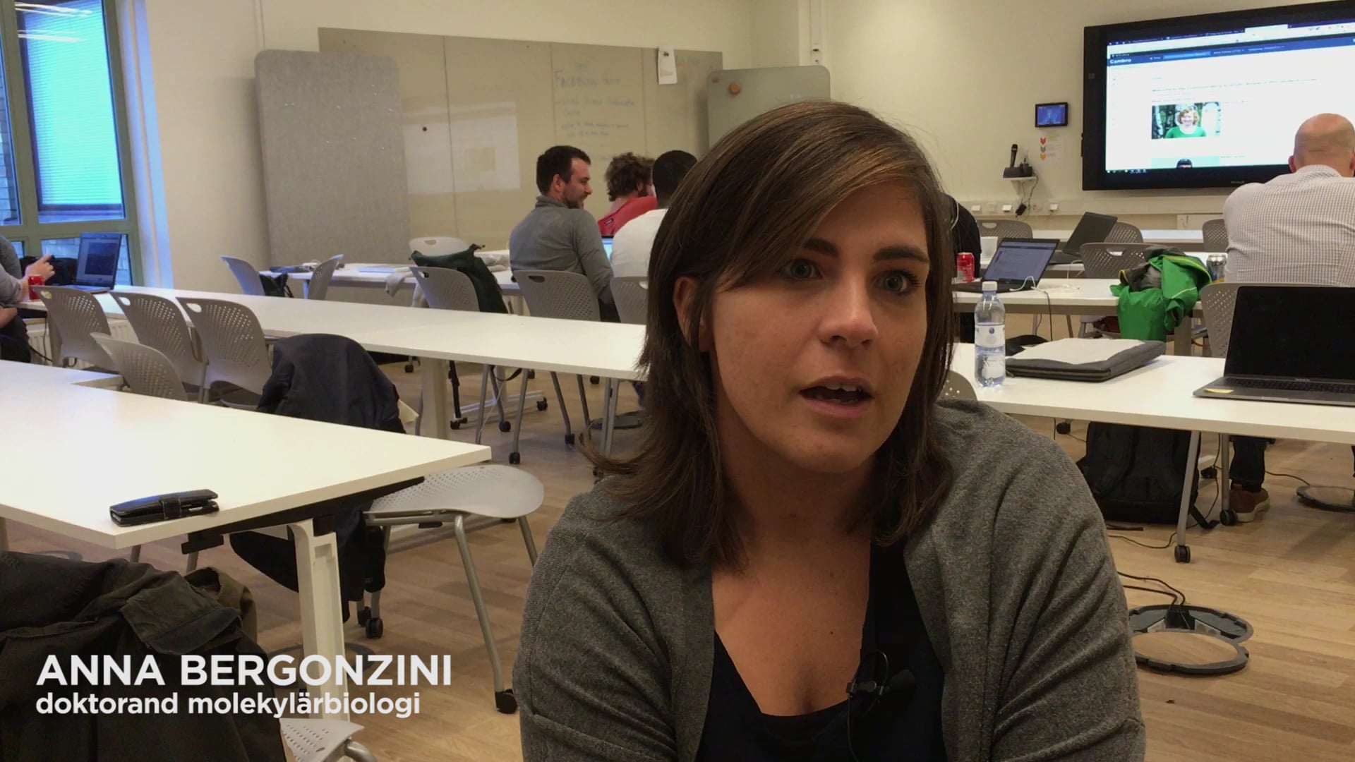 Film: Science communication for doctoral students
