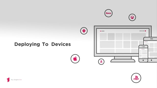 Deploying to Devices