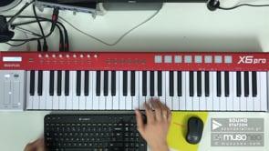Instrumenty MIDIPLUS X Pro