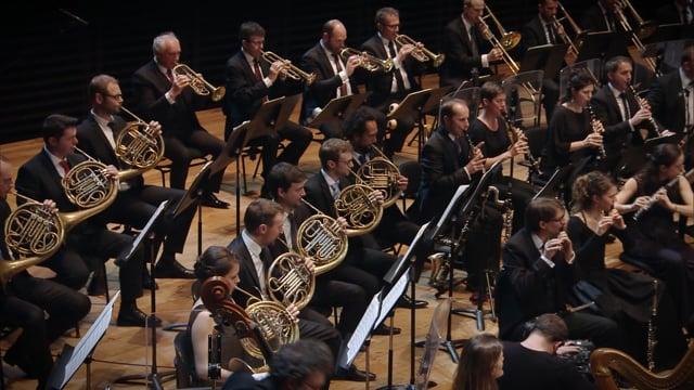 EXTRAIT TITAN  de Mahler avec l'orchestre Les Siècles dirigé par François Xavier Roth