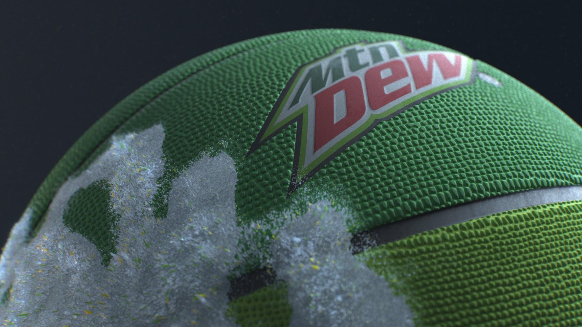 Mountain Dew Ice - Hoops