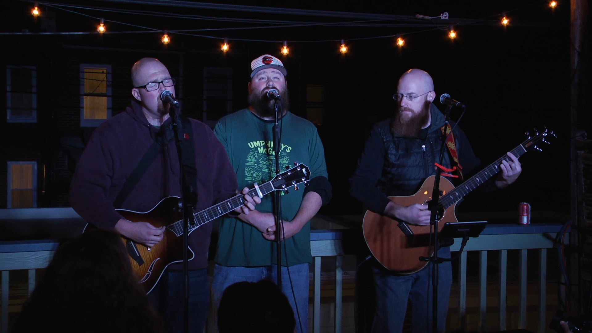 Big Deck Show, October 2018: Ernie Fowler Trio - The One That Got Away
