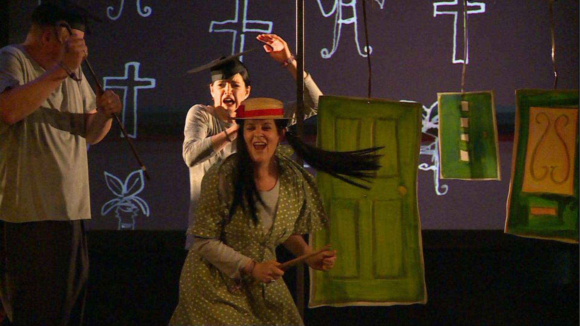 Cautionary Tales. Wallen. Contemporary Opera for children.