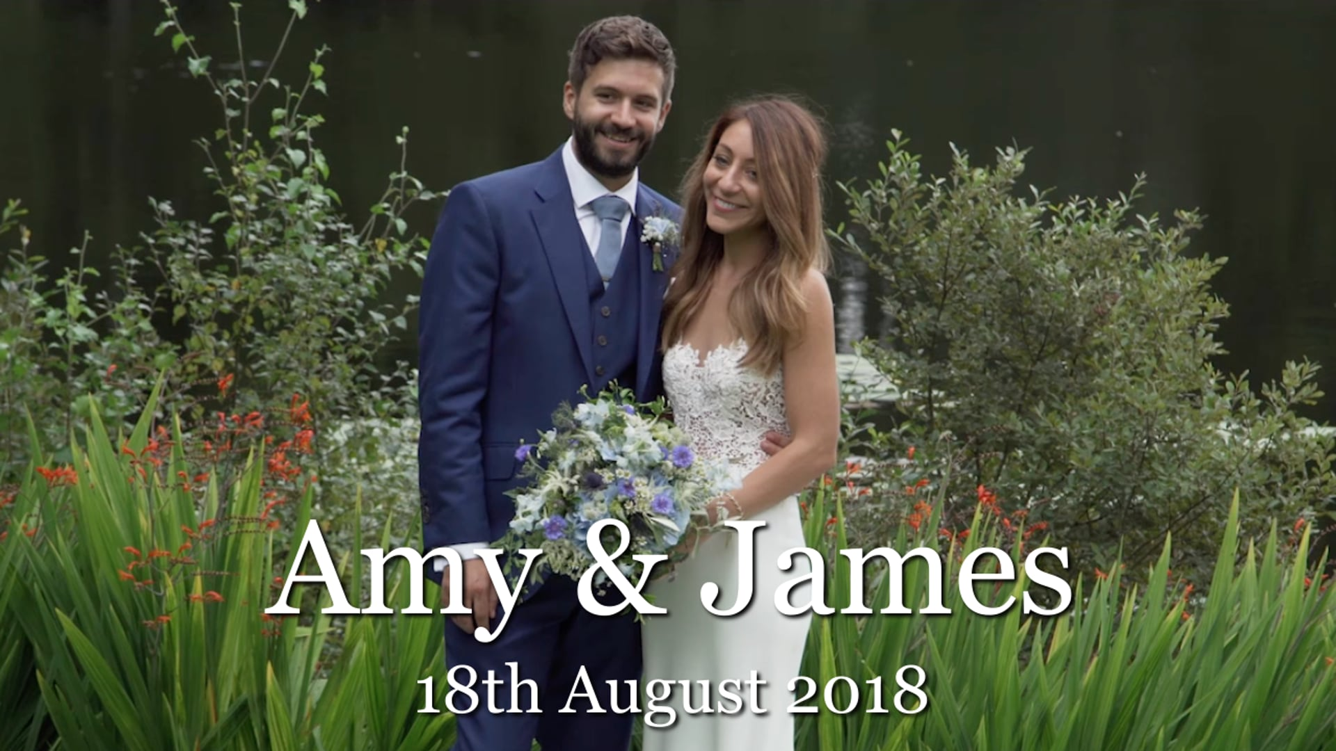 Amy & James' Wedding Film | Gilpin Lake House - Bowness-on-Windermere