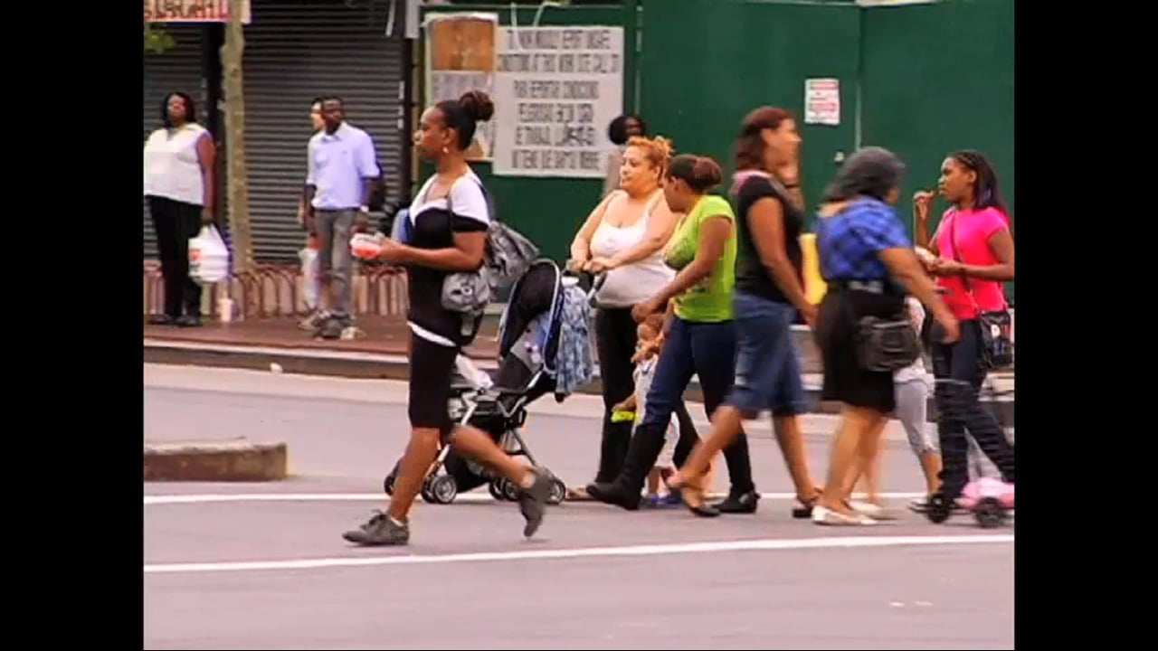Changing Face of Harlem, a video by Shawn Batey