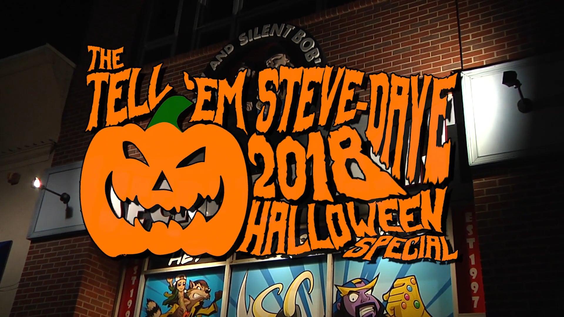 TESD Halloween Special 2018 Trailer