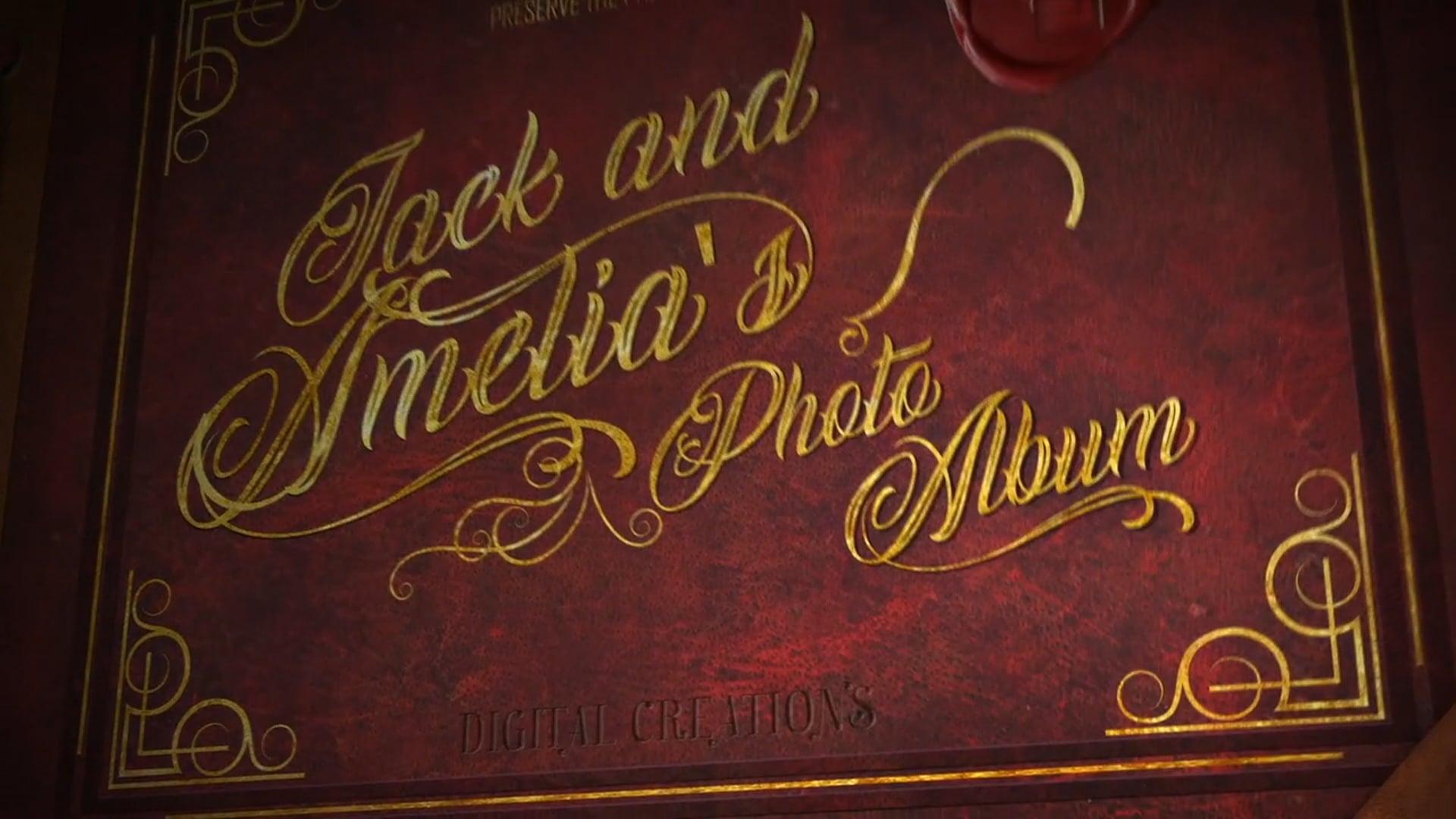 Jack & Amelia's Photo Album