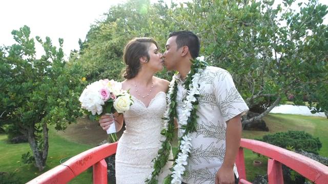 Chelsea + Stephen | Wedding Highlights