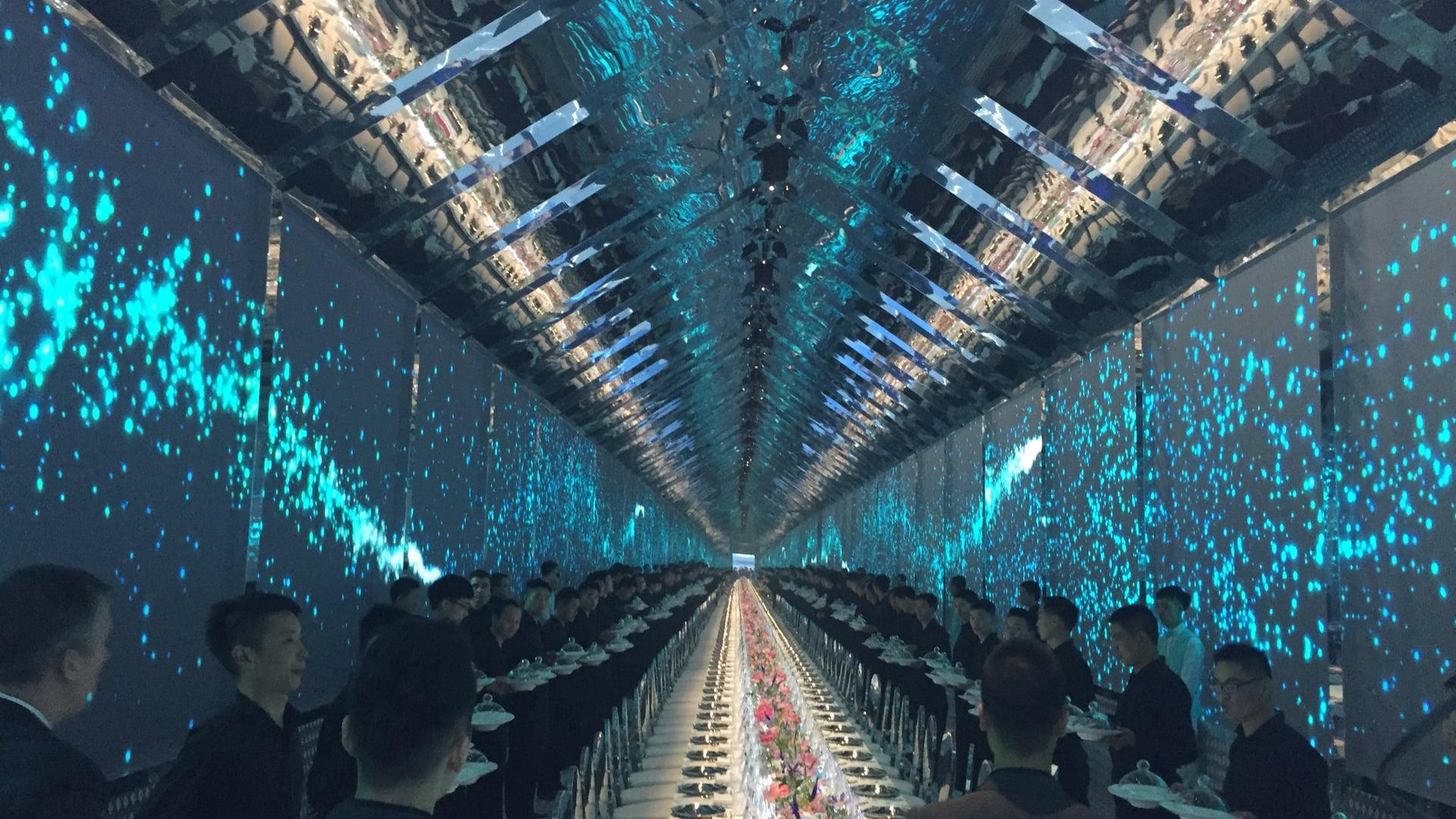 Cena Tiffany & Co Shanghai | WB Show | China