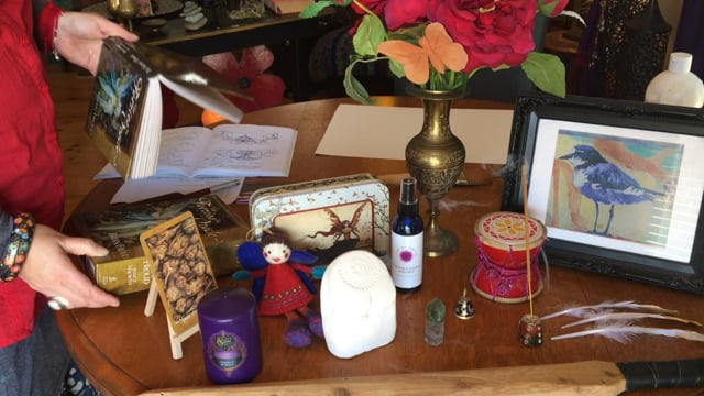 Elements AMB - Welcome and Altar