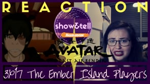 Avatar: The Last Airbender 3x17 The Ember Island Players | Reaction