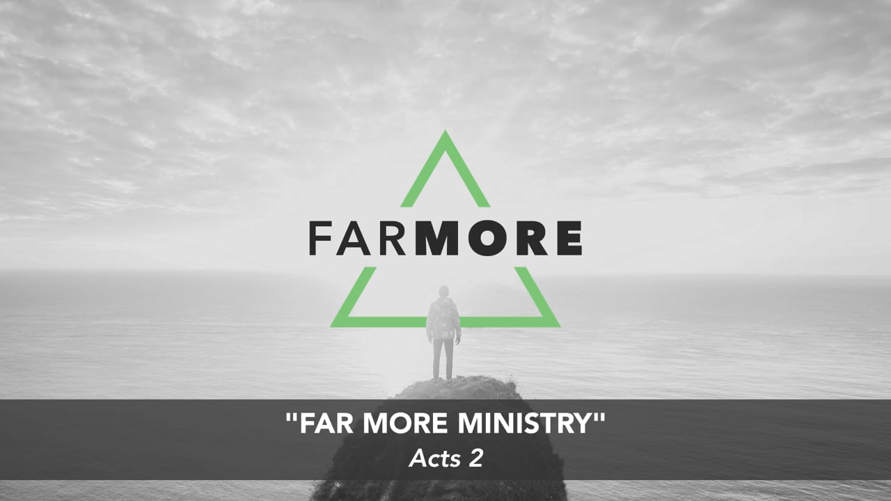 Far More Ministry [Parry Sound]