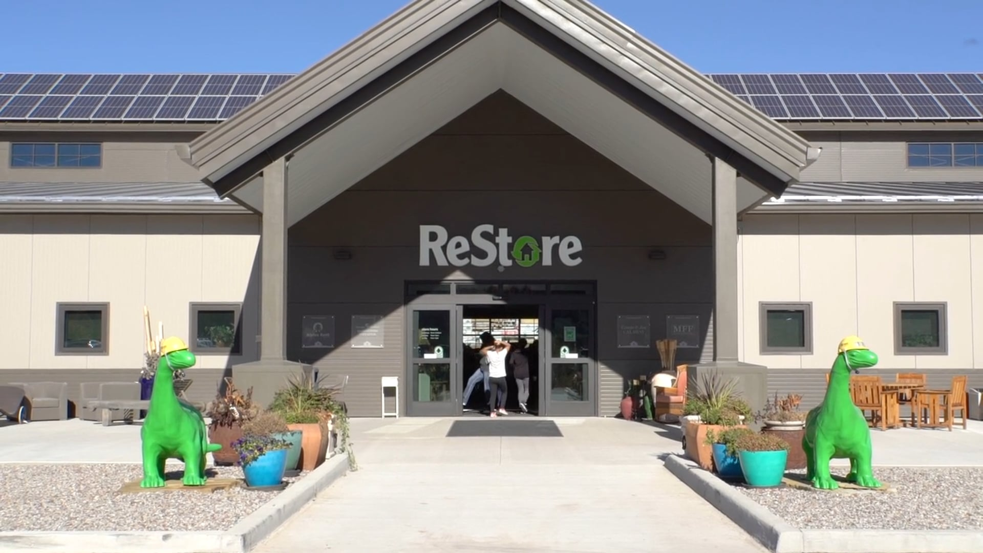 First Nationwide Payments & Habitat ReStore Partnership