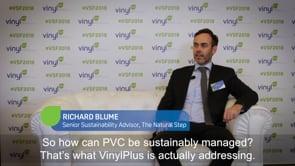 VSF 2018: PVC Sustainability Thumbnail