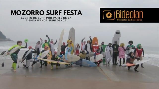 Mozorro Surf Fest 2018