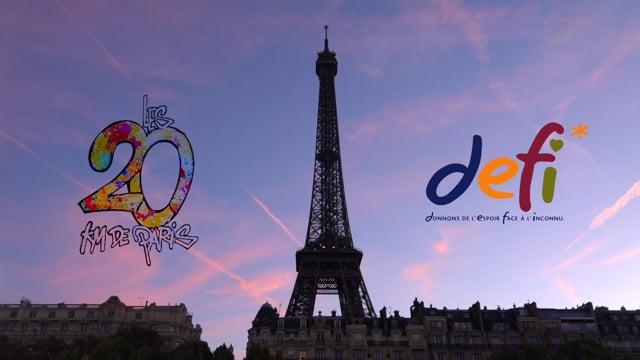 DEFI 20KM DE PARIS 2018