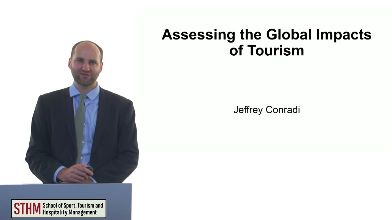 61163Assesing the Global Impactcs of Tourism