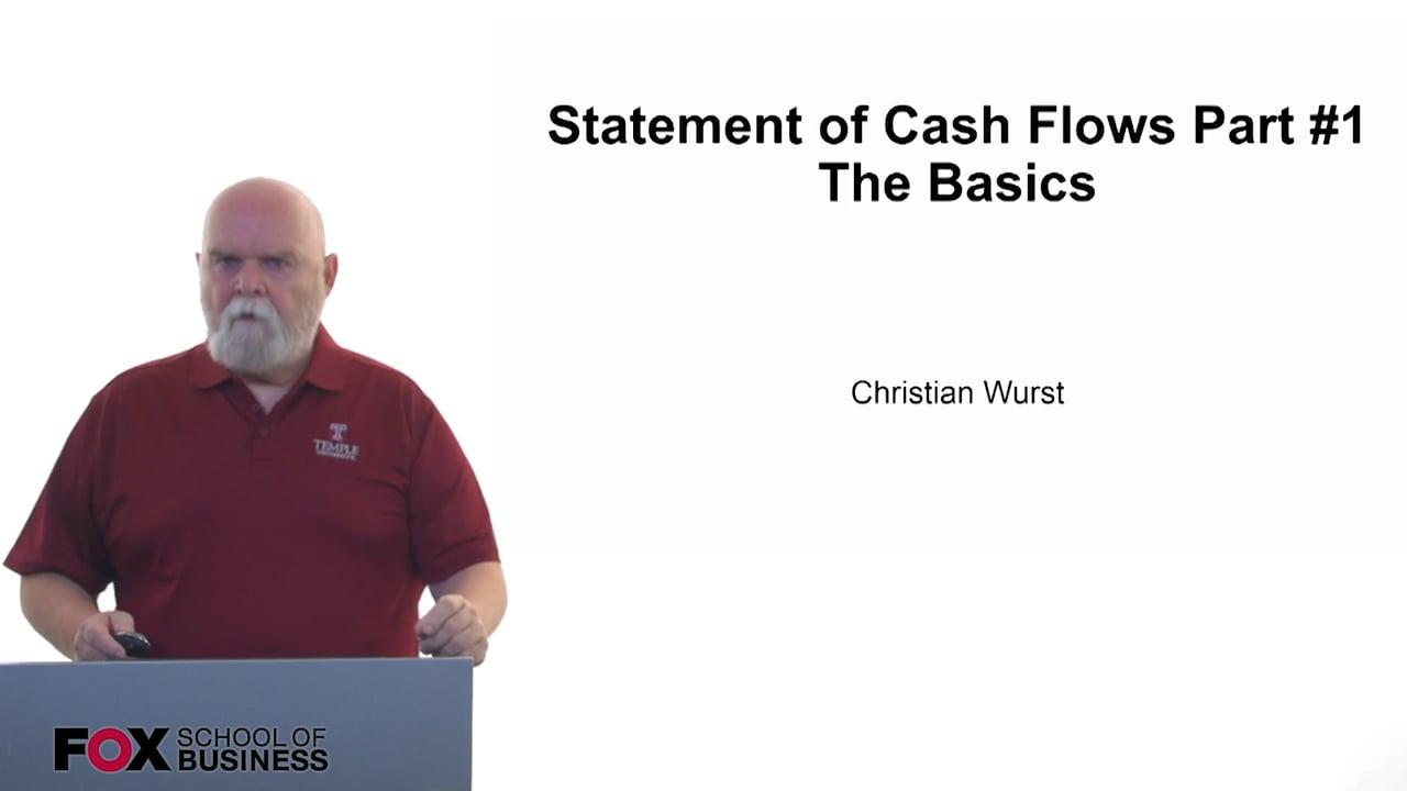 61165Statement of Cash Flows Part #1 – The Basics