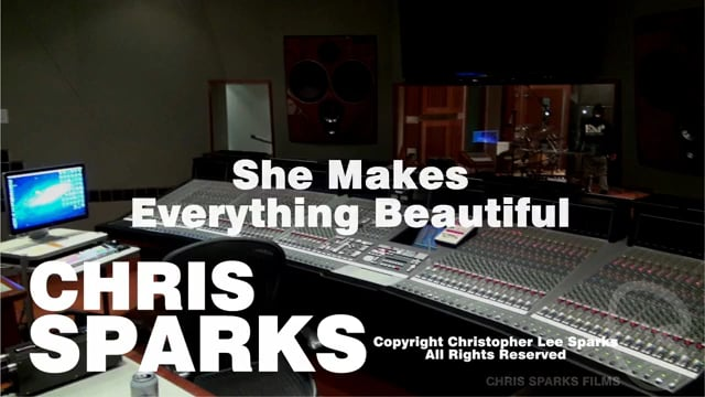 She Makes Everything Beautiful by Chris Sparks