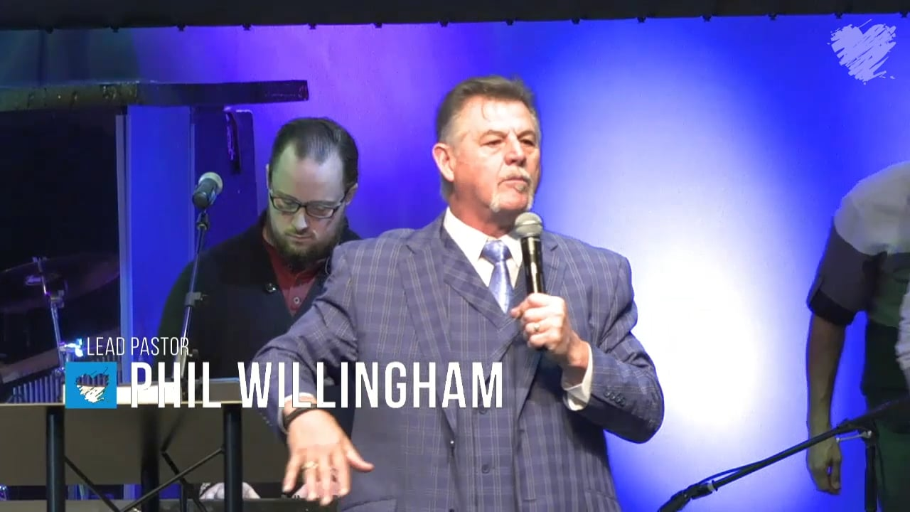 Finish week 3-Pastor Phil Willingham-Heartland Christian Center