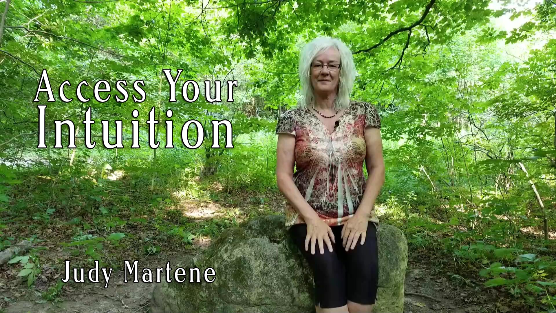 Access Your Intuition