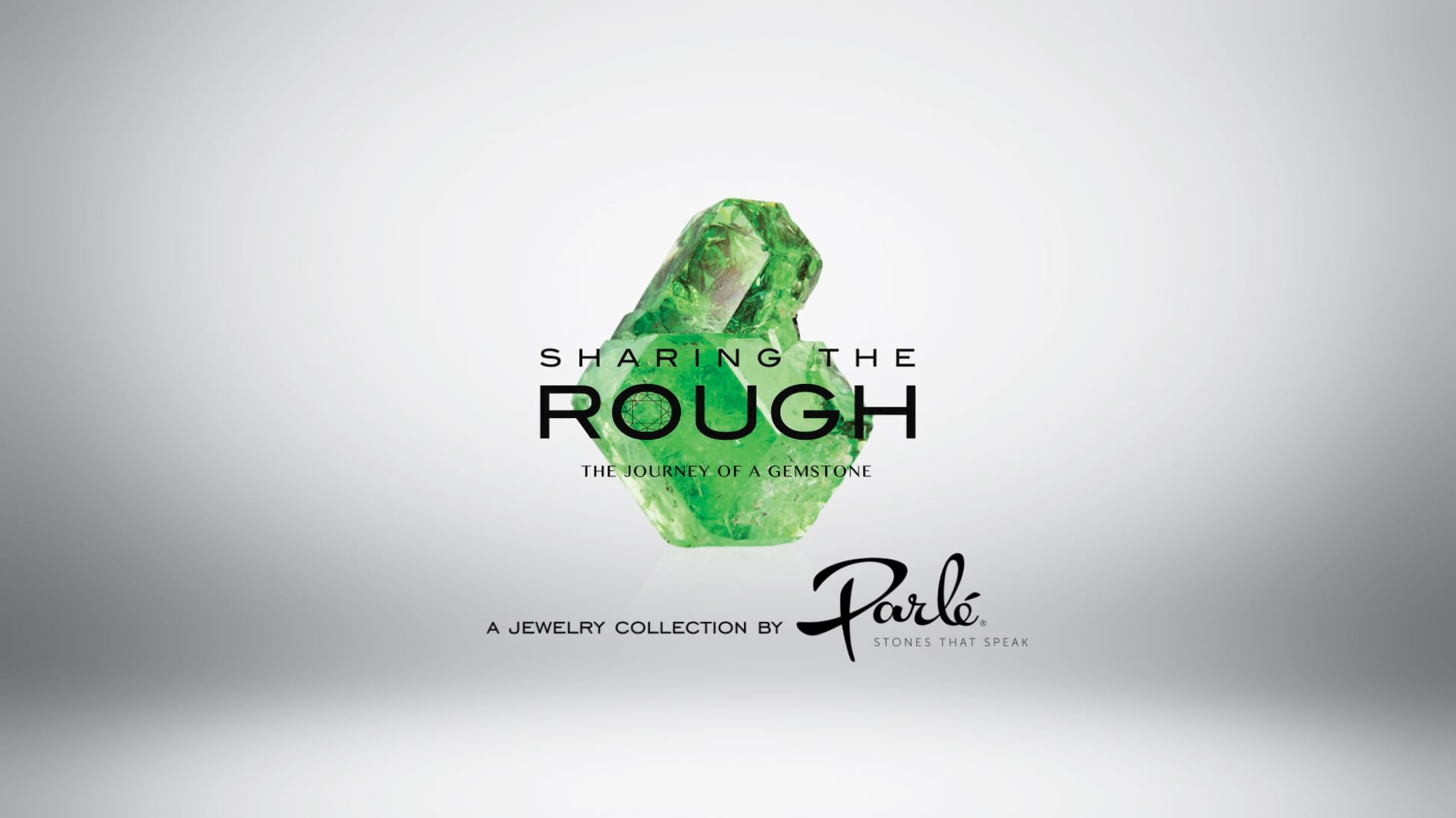 """""""Sharing the Rough"""" Jewelry Collection by Parlé"""