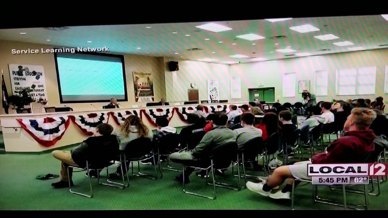 Imagineering Academy Debate Local 12