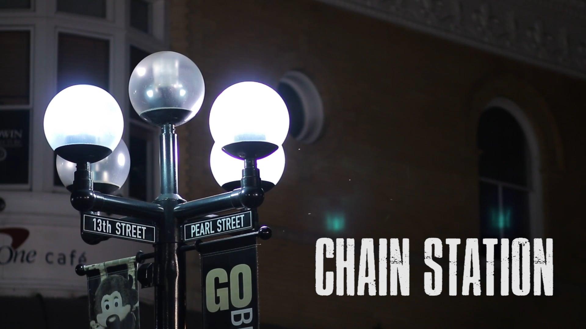 "Chain Station - ""Refugee"" live in Boulder, Colorado"