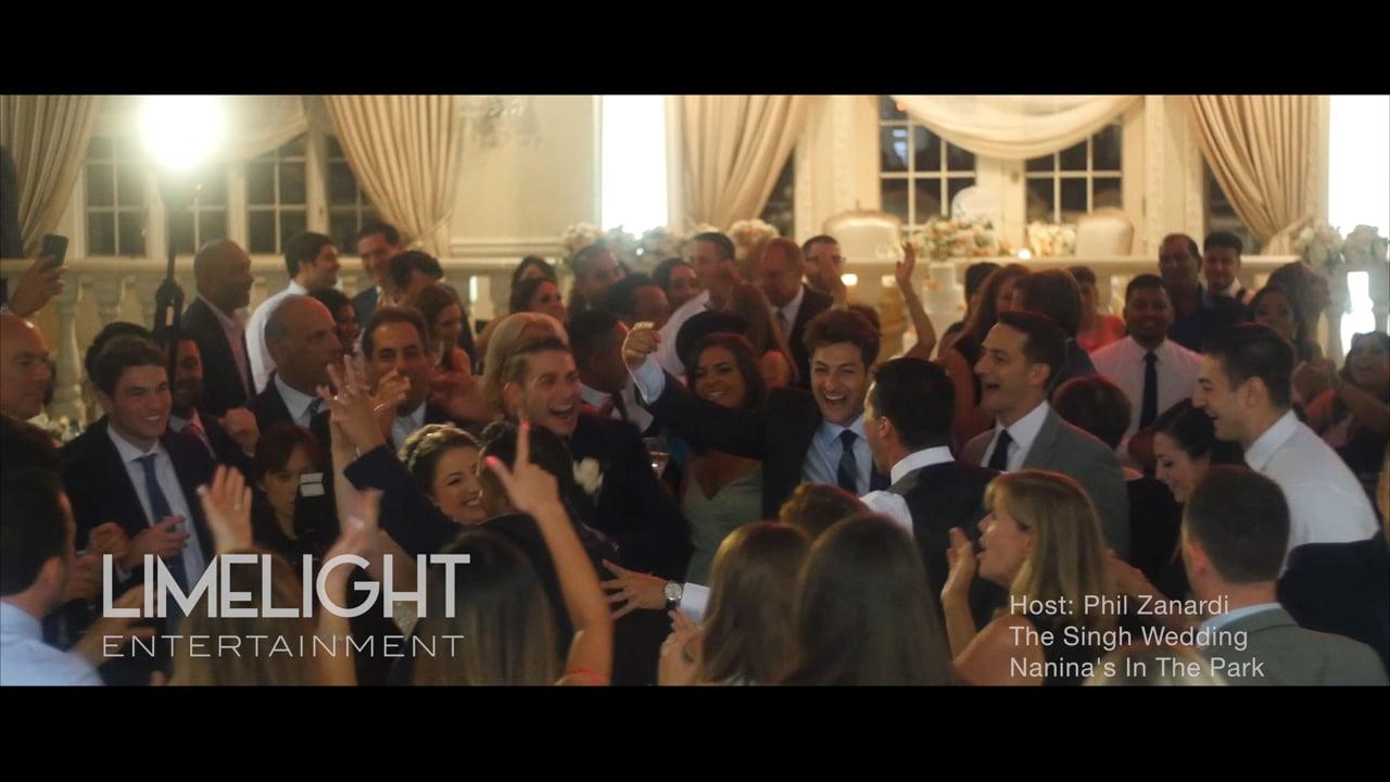 The Singh Wedding   Nanina's In The Park   Phil Zanardi of Limelight Entertainment