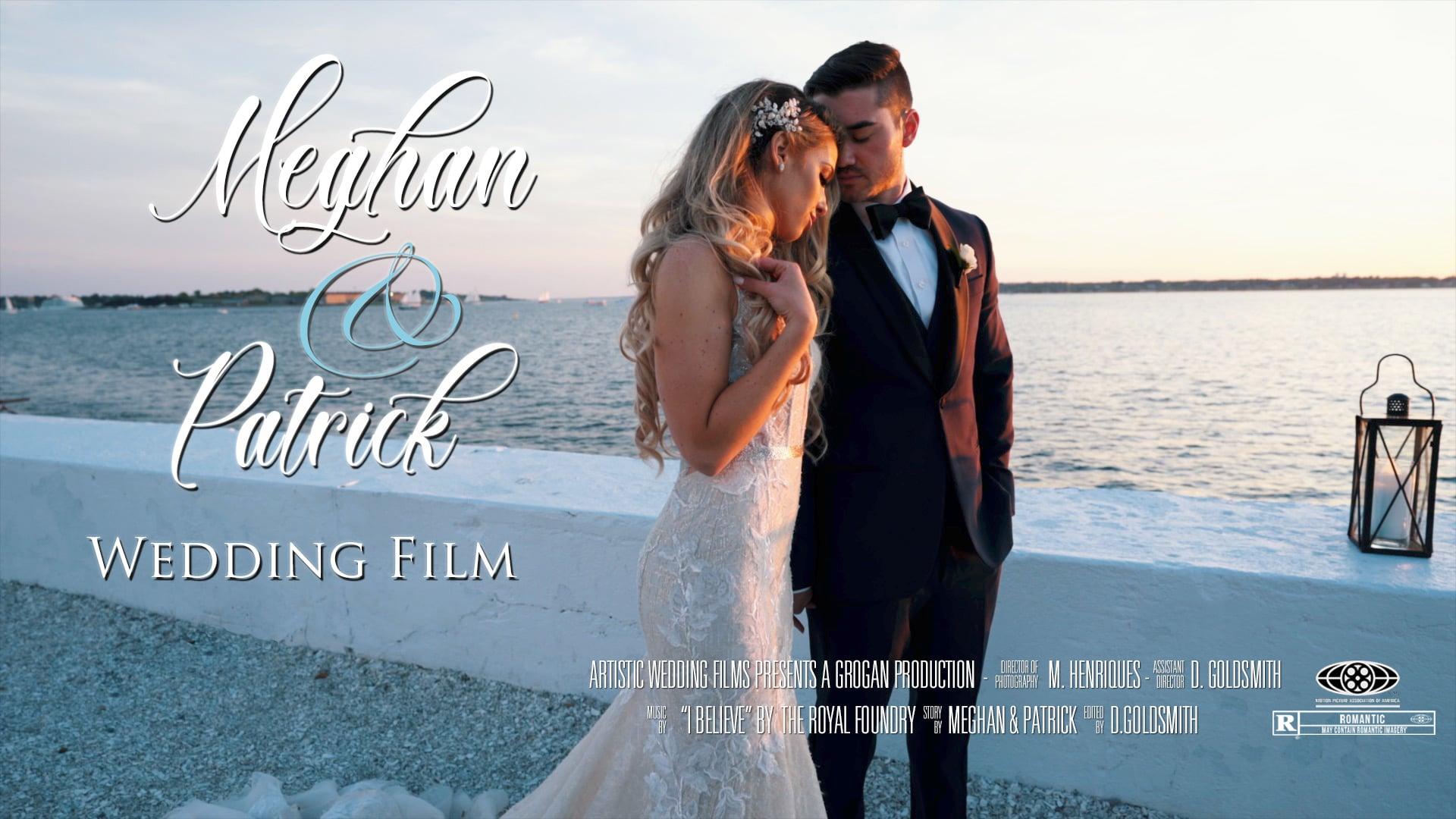 Meghan & Patrick Wedding Film Short // Belle Mer Wedding // Newport Wedding Film
