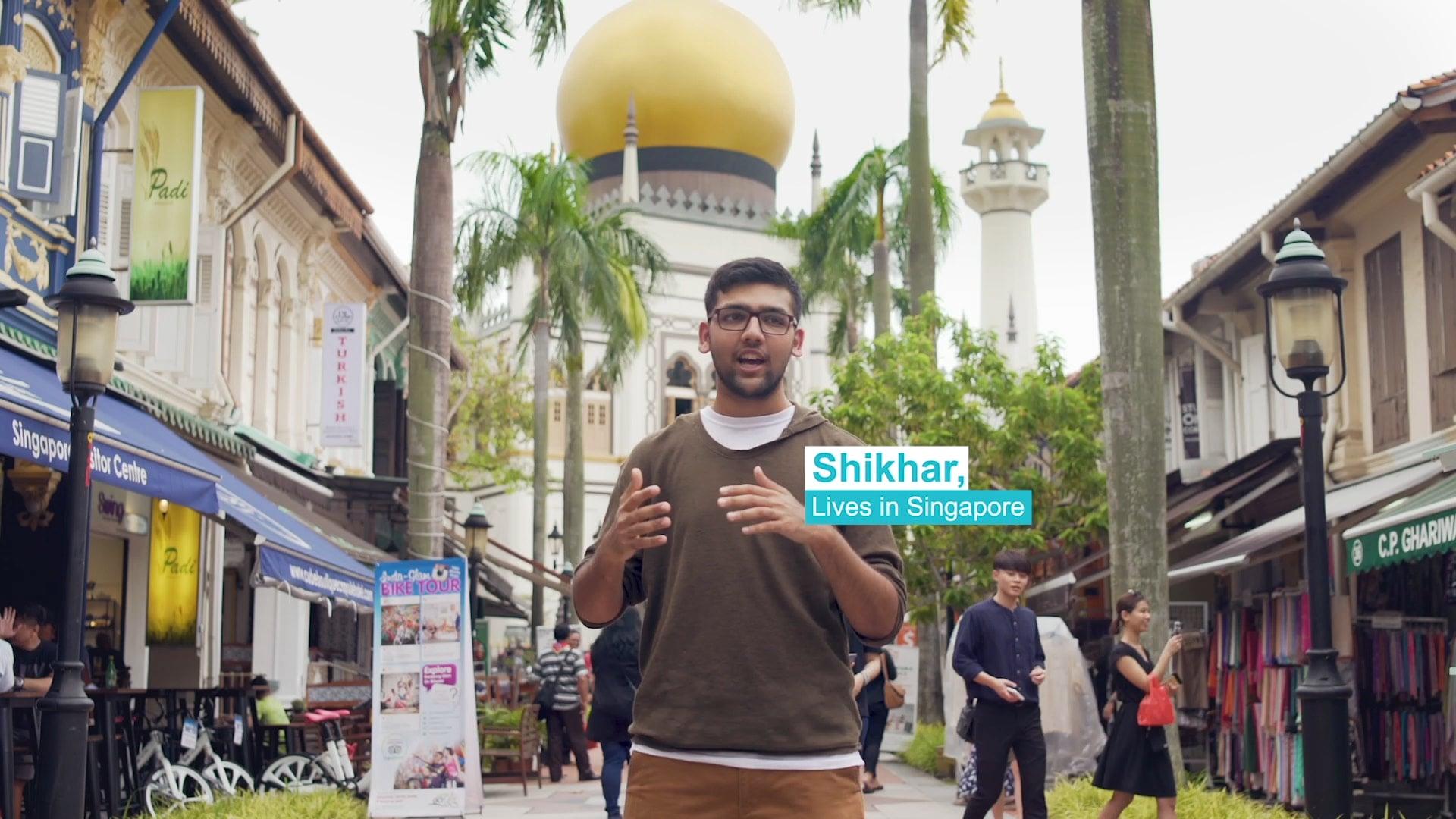 Changi: Stop Overs in Singapore (portfolio ver)