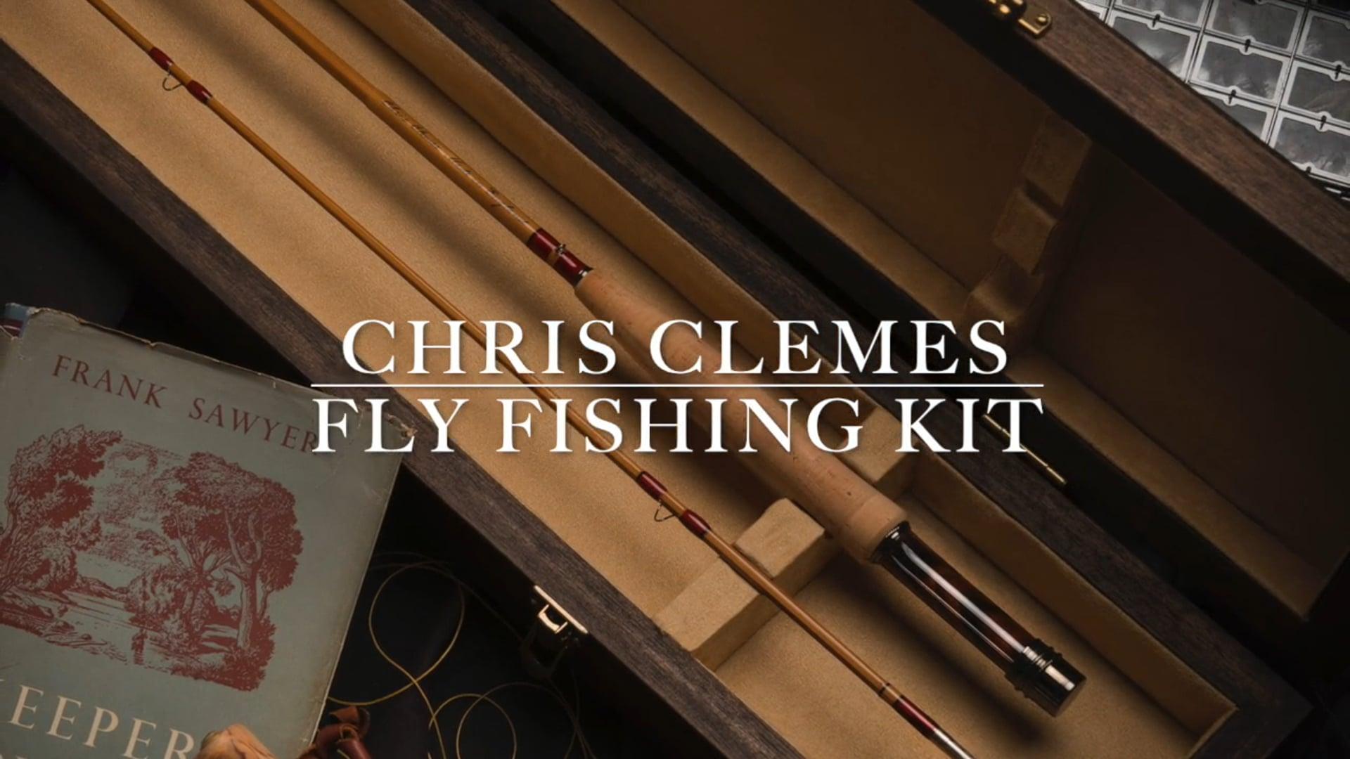 Gentlemans Fly Fishing Kit
