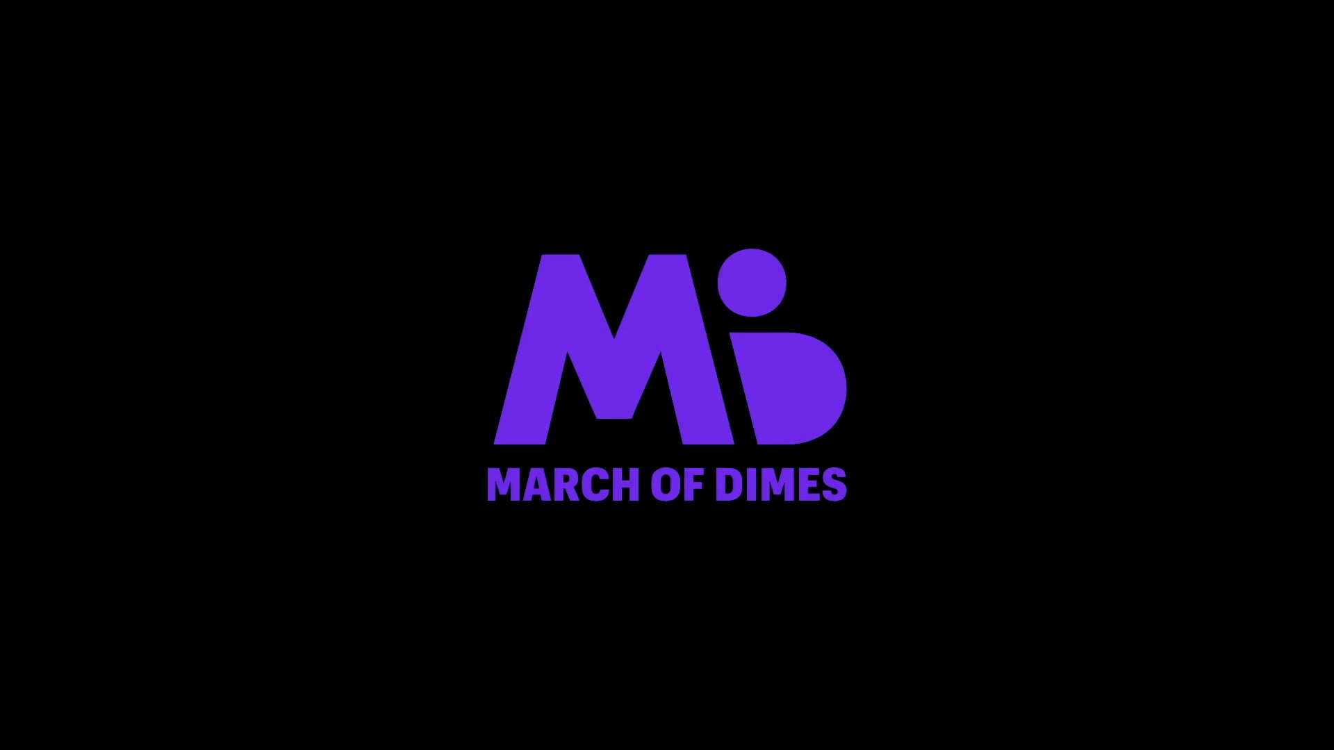 MARCH OF DIMES PROMO, 2018