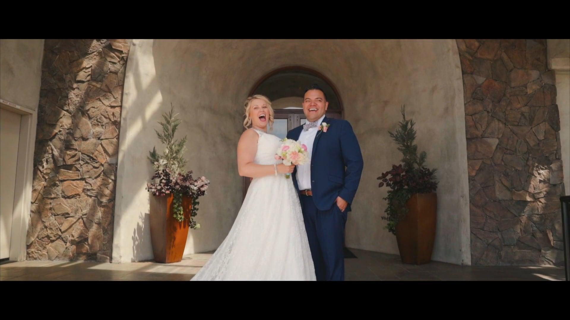 Marvin & Sandy's Wedding Video