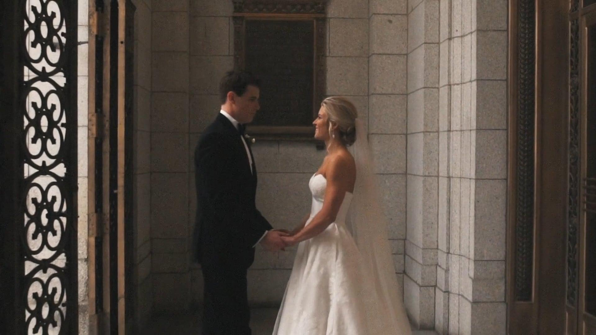 Alison + Zach // Storybook Wedding Film