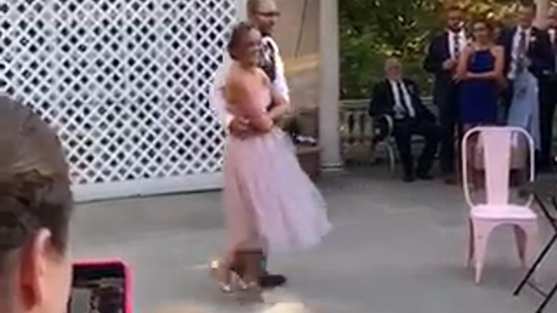 Jen and Nick's 1st Dance