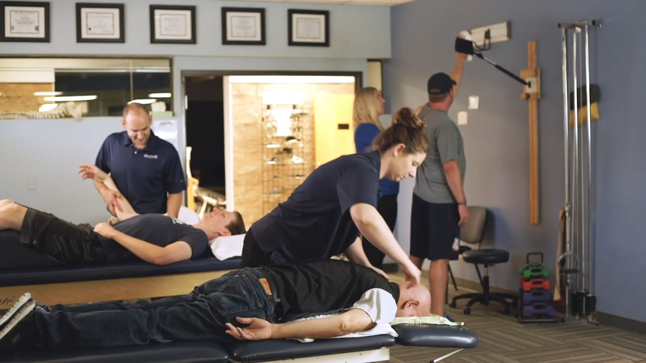 Testimonial Video for Agility Physical Therapy