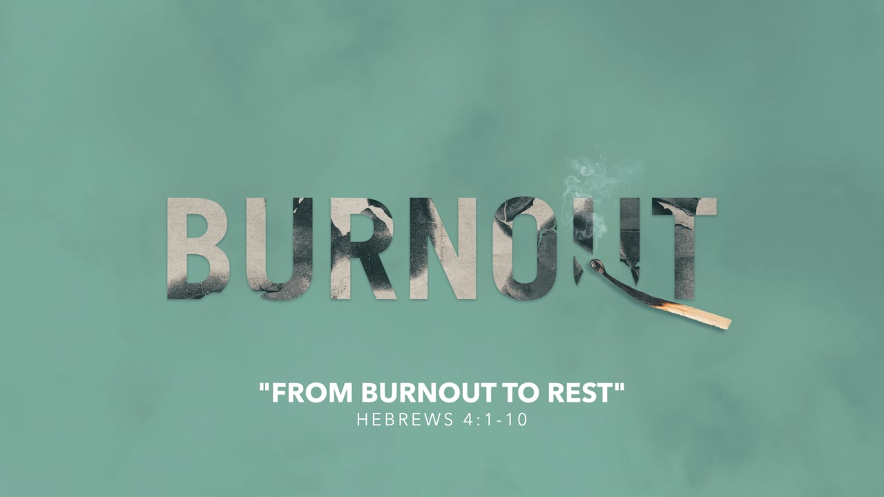 From Burnout to Rest [Parry Sound]