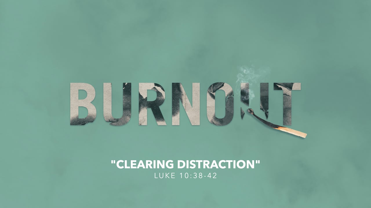Clearing Distraction [Parry Sound]