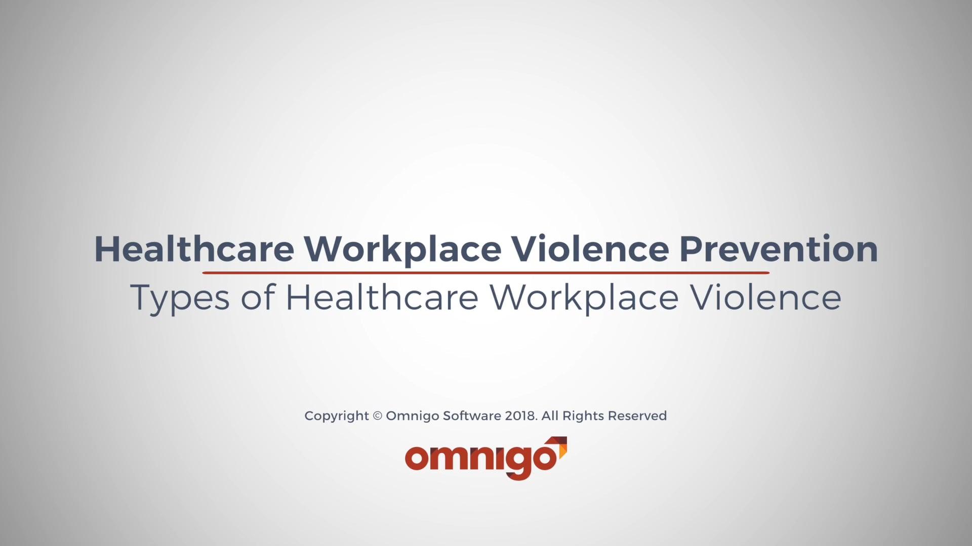 Omnigo: Types of Violence