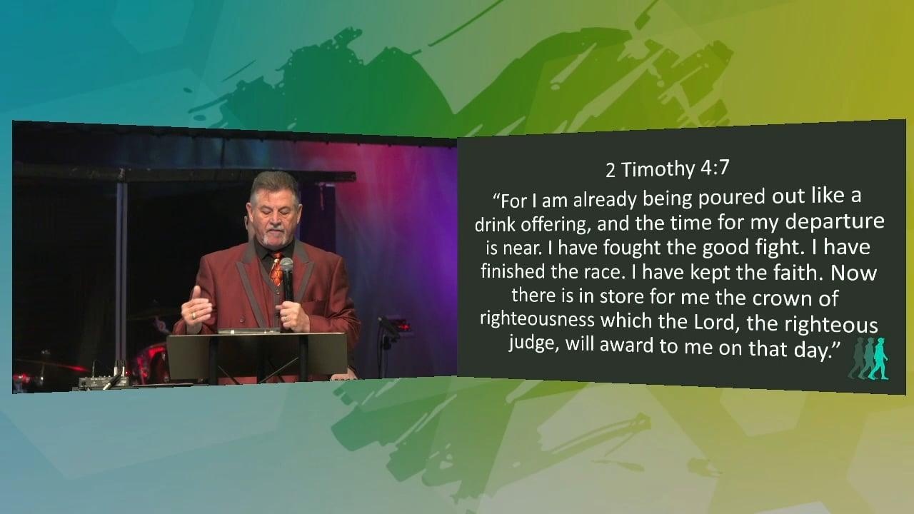 Finish Week 4 - Having Grit 9am - Pastor Phil Willingham