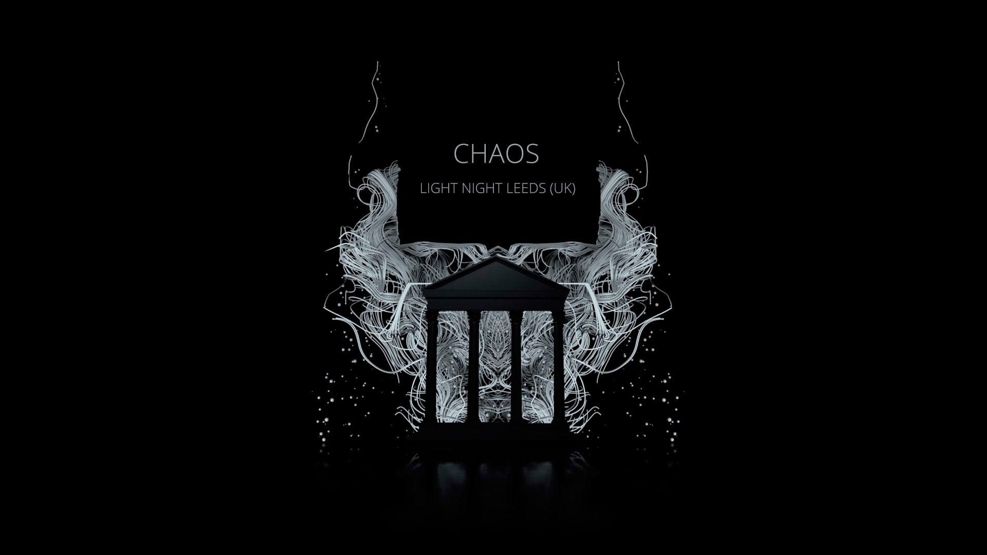 Chaos, Light Night Leeds Festival 2018