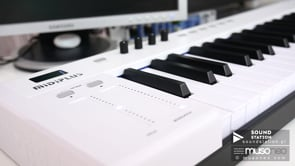 Klawiatura sterująca MIDIPLUS X6 i X8