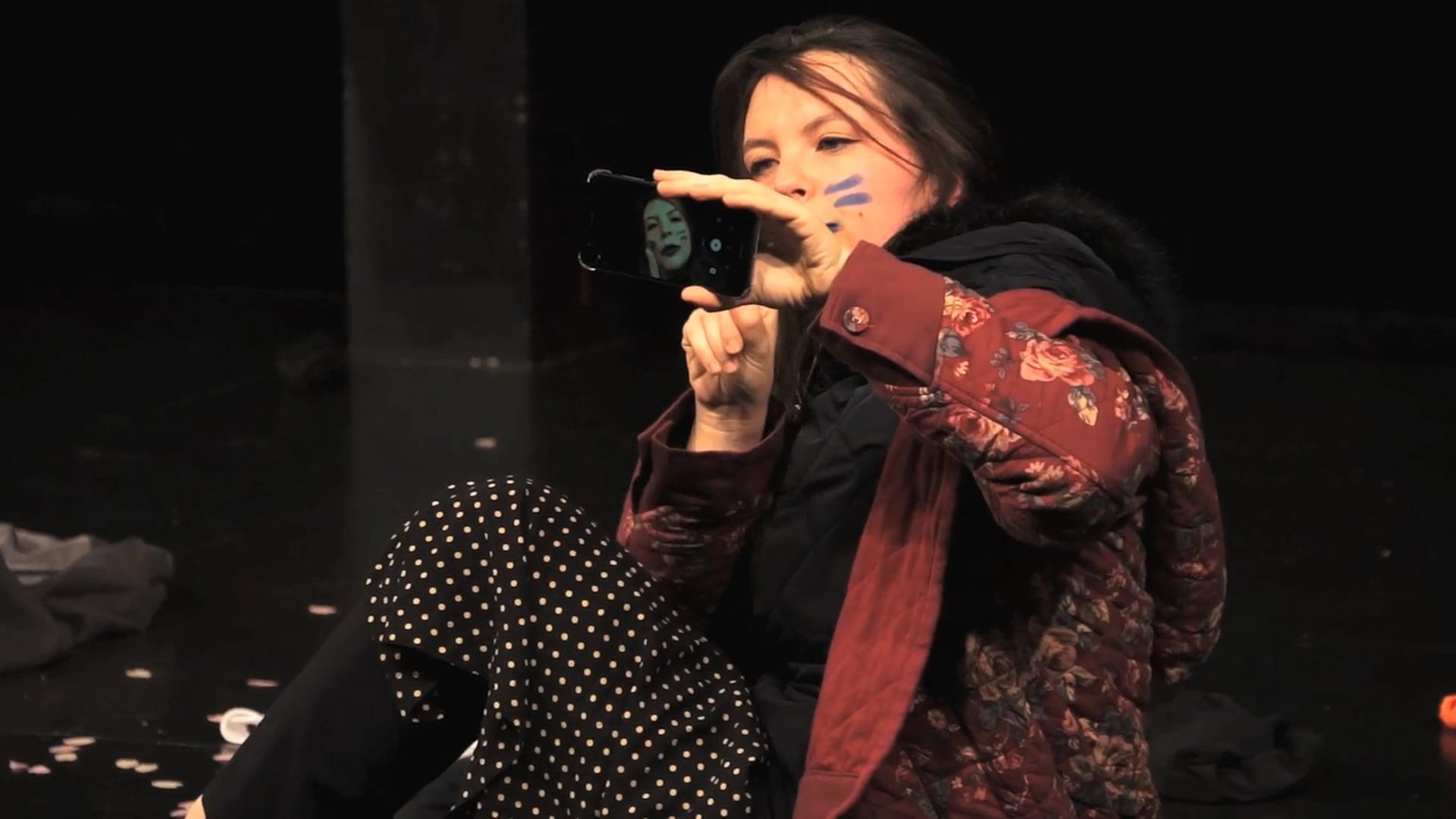 Extrait Théâtre - Mère(s) - Méduse et Madone - Teaser 2018