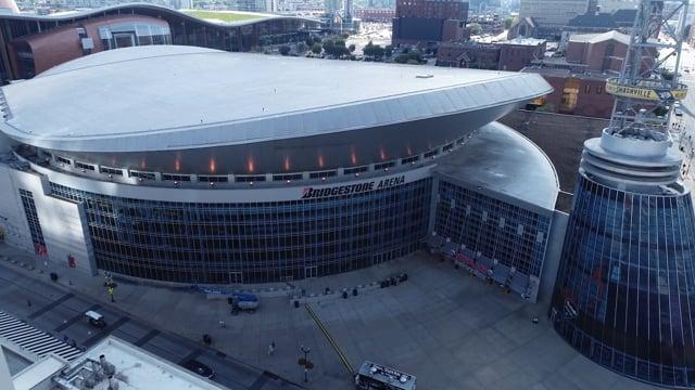Jani King Master Welcome to Bridgestone Arena