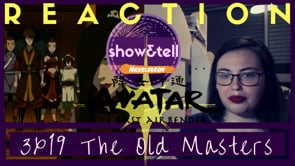 Avatar: The Last Airbender 3x19 Sozins Comet, Part 2: The Old Masters | Reaction