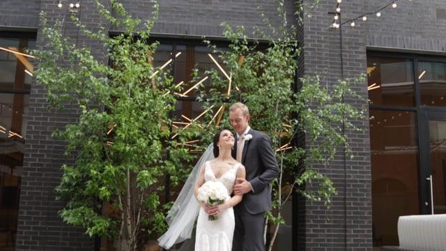 Jennifer & Mark Wedding Day Finale