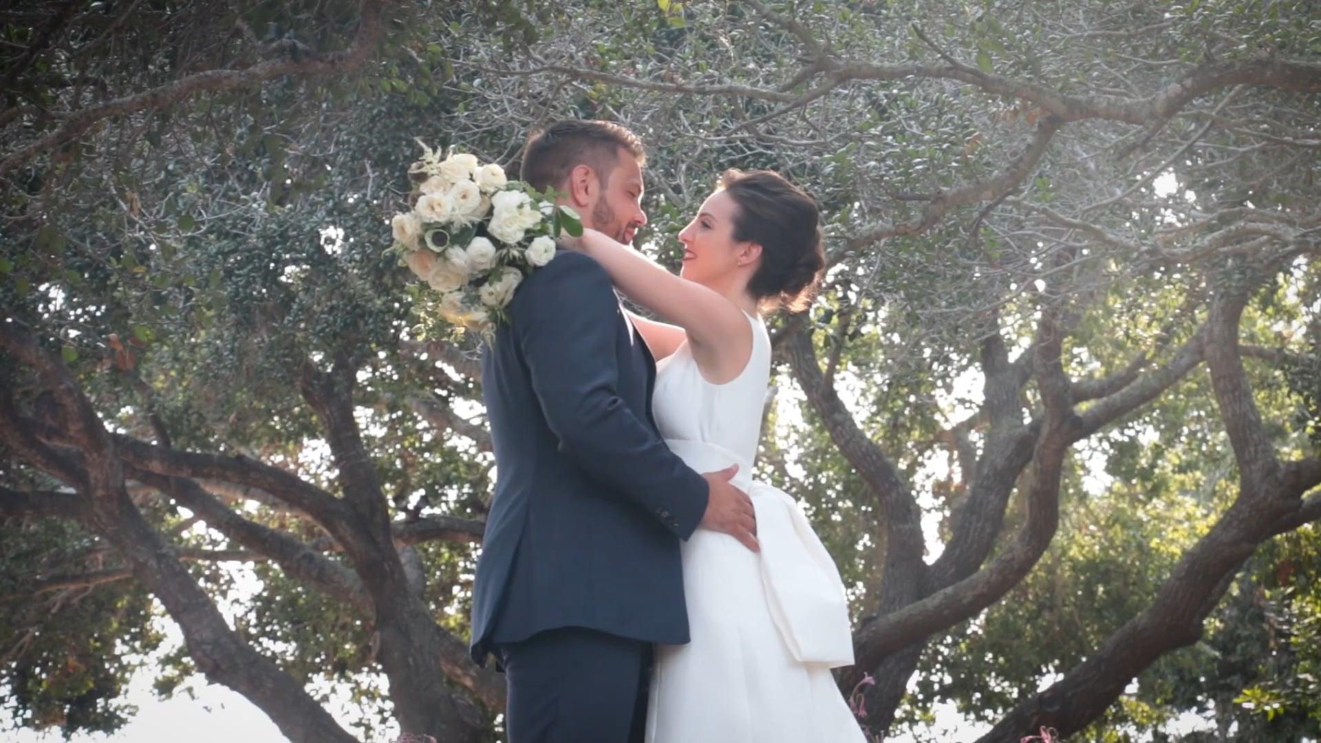 Lindsay + Peter's Wedding//Casitas Estate, Arroyo Grande CA