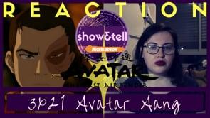Avatar: The Last Airbender 3x21 Sozins Comet, Part 4: Avatar Aang | Reaction