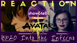 Avatar: The Last Airbender 3x20 Sozins Comet, Part 3: Into the Inferno | Reaction